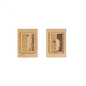 MACK DEAD BOLT - DB21002 Silicon Bronze Brushed Product Image