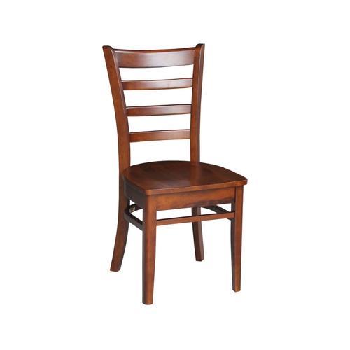 Emily Chair in Espresso