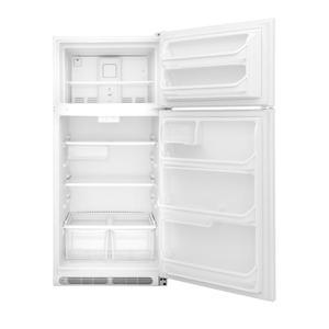 Frigidaire - Frigidaire 18 Cu. Ft. Top Freezer Refrigerator