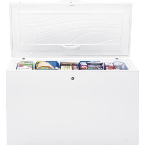GE® 15.6 Cu. Ft. Manual Defrost Chest Freezer