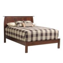 Full Bordeaux Panel Bed
