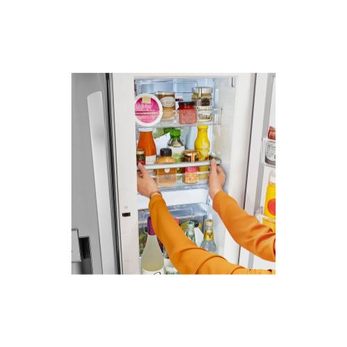 30 cu. ft. Smart wi-fi Enabled Door-in-Door® Refrigerator with Craft Ice™ Maker