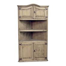See Details - Large Corner Bookcase