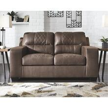 Narzole Loveseat Coffee