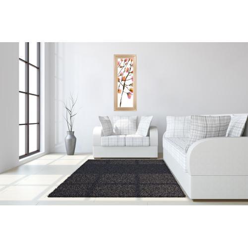 """Inky Blossoms II"" By Deborah Velasquez Framed Print Wall Art"