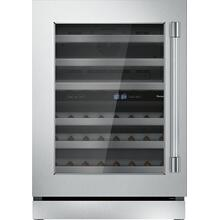 24-Inch Under-Counter Wine Reserve with Glass Door T24UW920LS