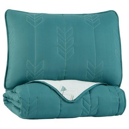 See Details - Averlett Twin Quilt Set