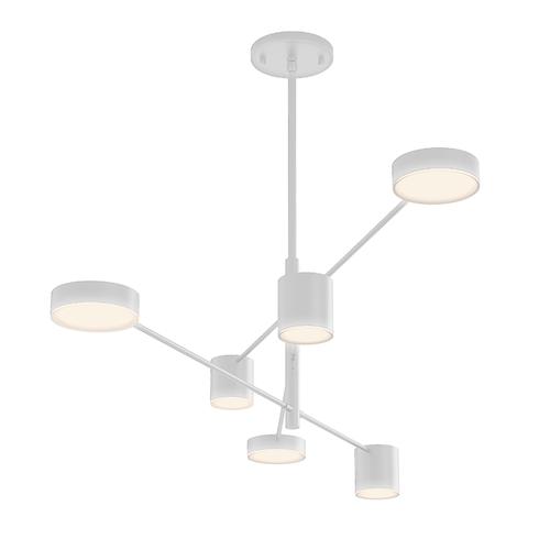 Counterpoint™ 6-Light LED Pendant