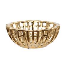 See Details - Manzu Decorative Bowl