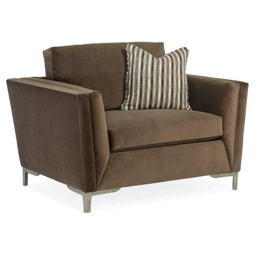 Sam Moore Furniture - Living Room Belmont Chair and Half