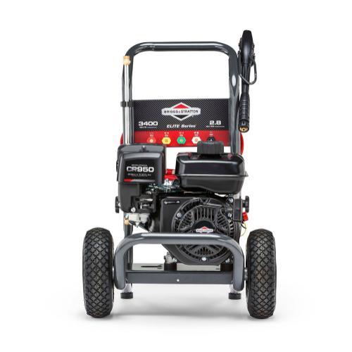 Briggs and Stratton - 3400 MAX PSI / 2.8 MAX GPM Gas Pressure Washer