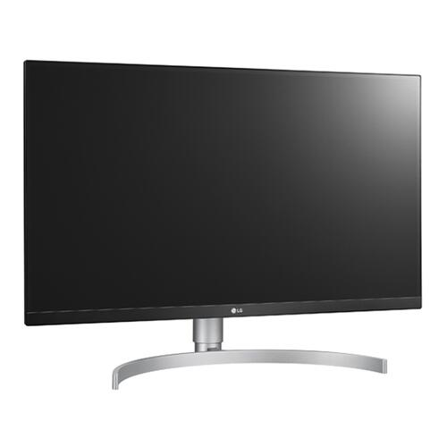 27'' HDR10 IPS UHD 4K Monitor (3840x2160) with USB Type-C™, HDCP 2.2 Compatible, MAXXAUDIO, Acrline Stand & 3-Side Virtually Borderless Display
