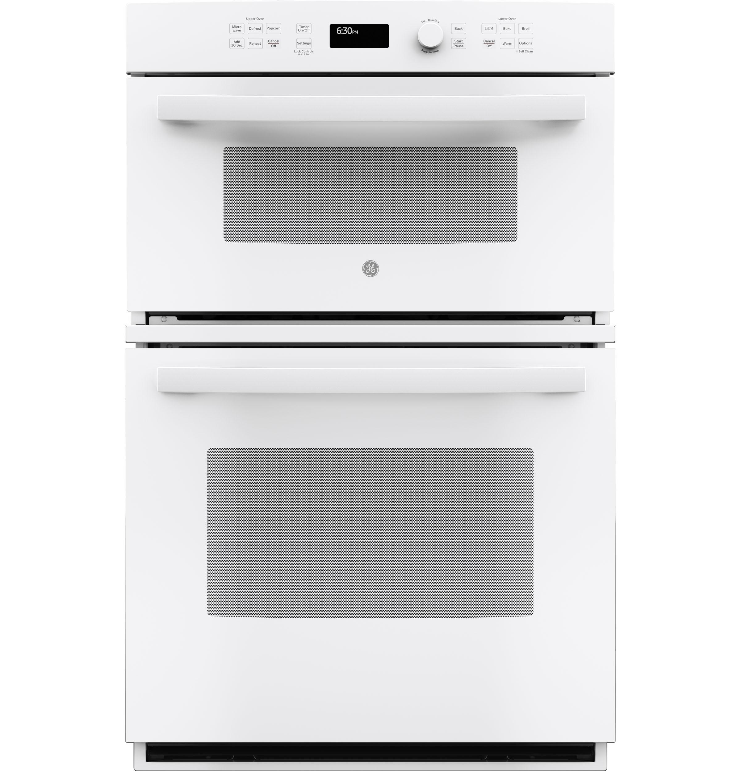 """GE27"""" Built-In Combination Microwave/oven"""