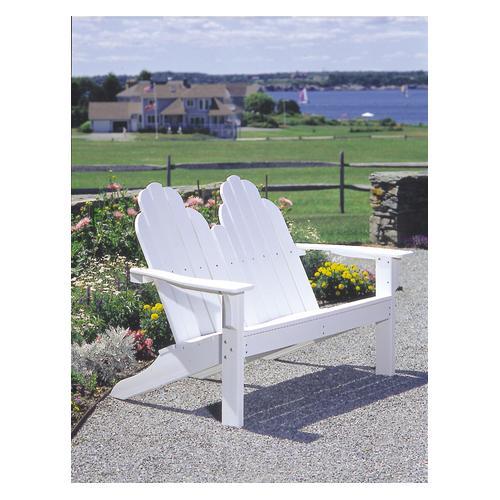 Seaside Casual - Adirondack Classic Love Seat (012)
