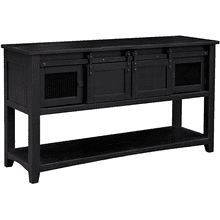 See Details - Stockton Sofa Table