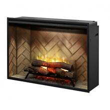 "Revillusion 42"" Built-in Firebox"