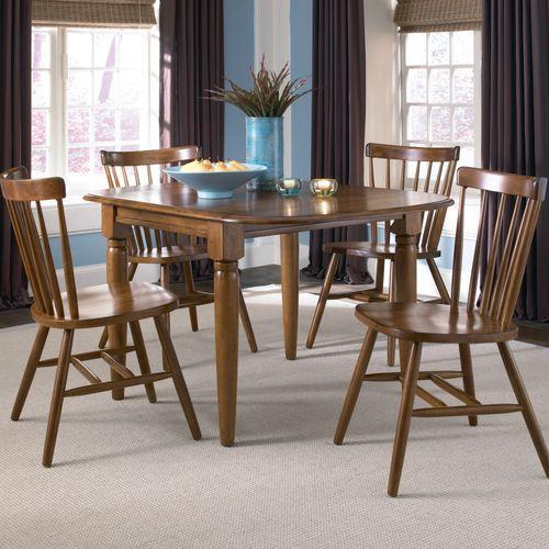 Liberty Furniture Industries - 5 Piece Drop Leaf Set