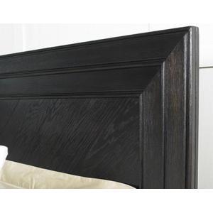 Montana Queen Bed, Dark Oak