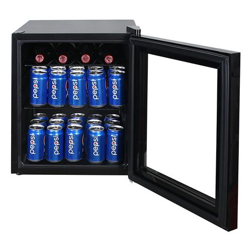 Wine/Bevrg. Cooler 1.6CF Black