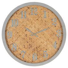 See Details - Desra Wall Clock