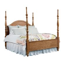 FOOTBOARD,5/0 W/POSTS/SLATS BE