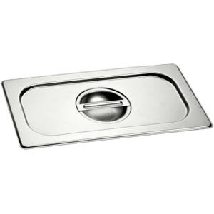 GaggenauHalf Size Stainless Steel Lid GN410130