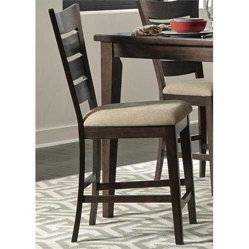Liberty Furniture Industries - Ladder Back Counter Chair (RTA)