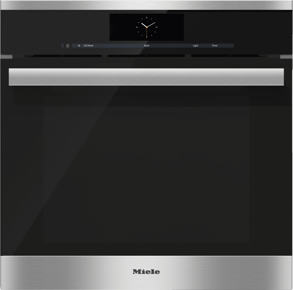 MieleDgc 6865 Am - Steam Oven With Full-Fledged Oven Function And Xxl Cavity - The Miele All-Rounder With Water (Plumbed) Connection For Discerning Cooks.