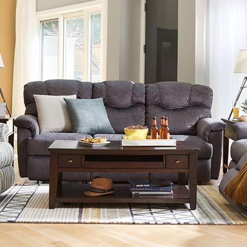 La-Z-Boy - Lancer Power Reclining Sofa w/ Headrest
