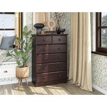 See Details - 5366 - Six Drawer Chest - Java