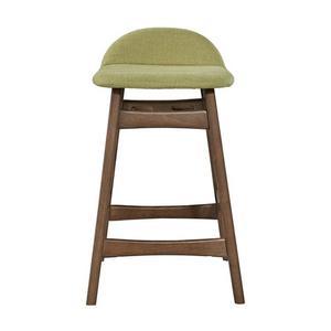 24 Inch Counter Chair - Green (RTA)