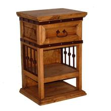 See Details - Hierro Iron Night Stand