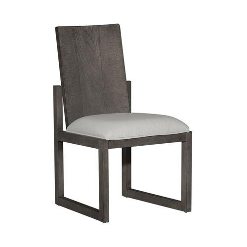 Gallery - Panel Back Side Chair (RTA)