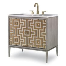 Labyrinth Sink Chest