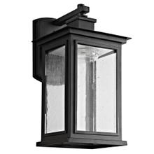 Taylen Outdoor Wall Lantern - Oil Rubbed Bronze (black)