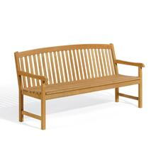 Chadwick 6' Bench (MTO) - Shorea