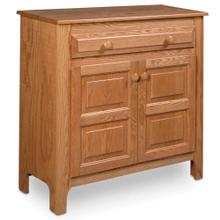 See Details - Country 1-Drawer Cabinet