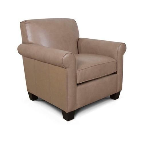 4634LS Angie Leather Chair