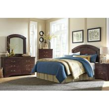 Dresser/Mirror, Chest and Queen headboard