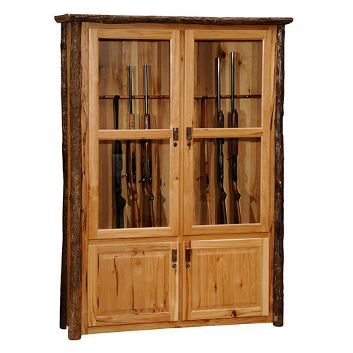 Product Image - Twelve Gun Cabinet - Cinnamon