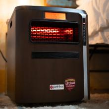 See Details - pureHeat 3-in-1 Heater, Air Purifier & Humidifier