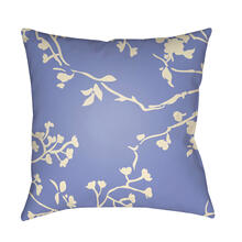 "Chinoiserie Floral CF-003 18"" x 18"""
