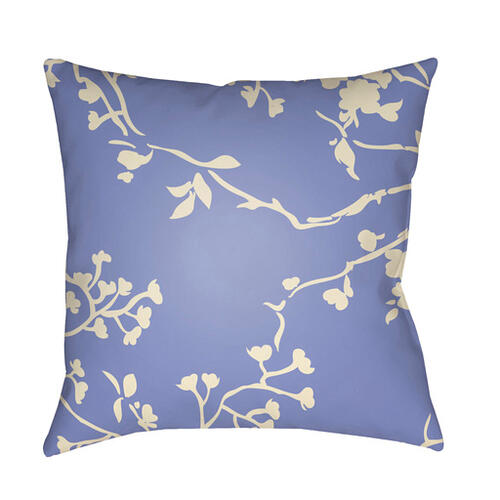"Chinoiserie Floral CF-003 20"" x 20"""