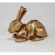 """View Product - """"Lucky Bunny"""" Champagne 16x8x13"""""""