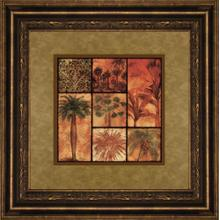 Palm Patchwork II By Studio Voltaire