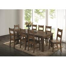 See Details - Table with Six Side Chairs
