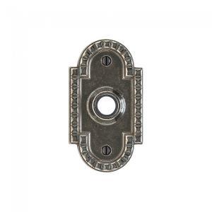 Corbel Arched Escutcheon - E30603 Silicon Bronze Brushed Product Image