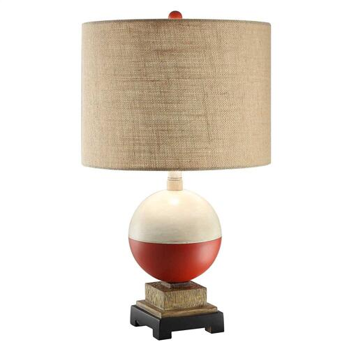 Crestview Collections - Bobber Table Lamp