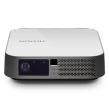Smart 1080p Portable LED Projector with Harman Kardon Speakers