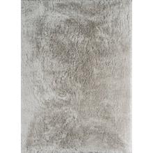 Enchanted Shag Ens-01 Grey - 7.6 x 9.6